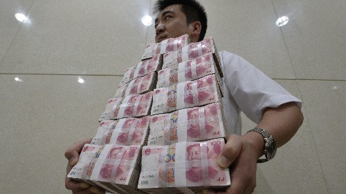 China's central bank thinks digital currency can do one thing cash can't