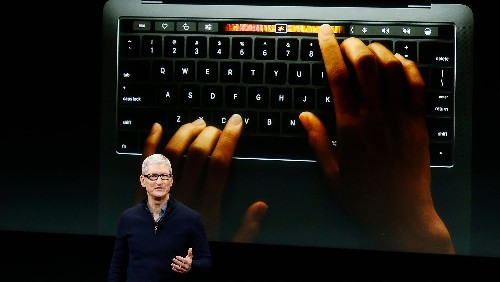 Apple's new MacBook Pro is proof Tim Cook doesn't care about software professionals