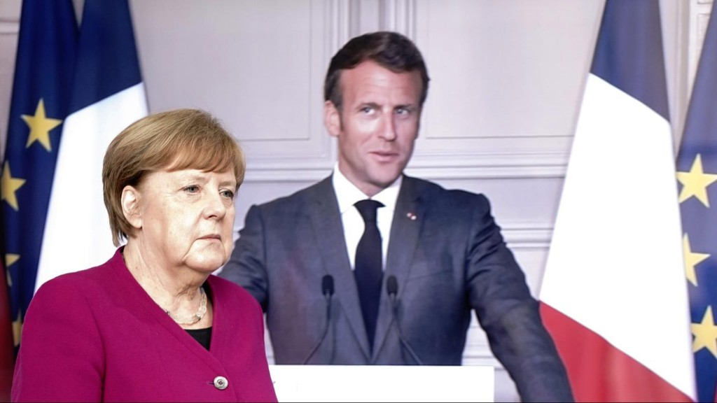 Because of Covid-19, France and Germany just made EU history