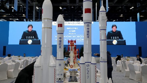 China's space program suffers first rocket launch failure since 2017