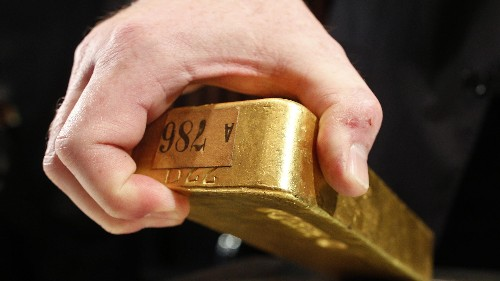 Germany has pulled all of its gold out of Paris
