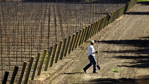 How one California farmer is battling the worst drought in 1,200 years