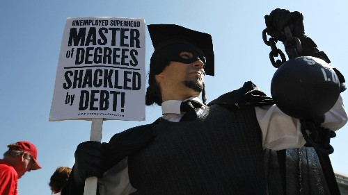 How America ended up with a student debt disaster, in three easy charts