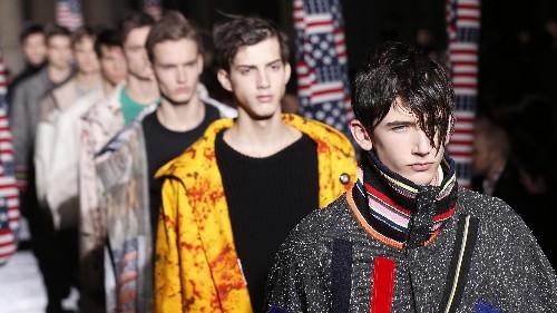 A growing internet ecosystem is breeding a radically new generation of fashion-forward men