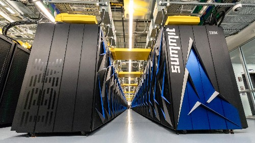The US just retook the title of world's fastest supercomputer from China