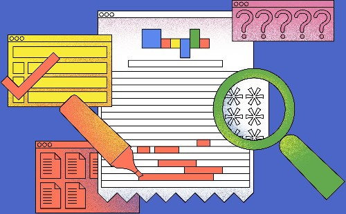 Take this quiz on Google's terms of service to understand how your data is used