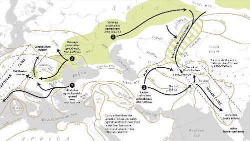 Aryan migration: Scientists use DNA to explain origins of ancient Indians