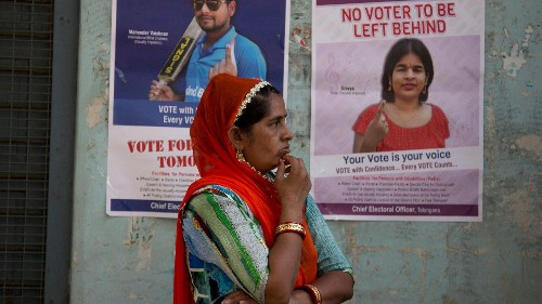 How India's massive 2019 election will work