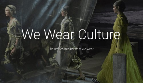 """Google's """"We Wear Culture"""" project is a stunning, searchable archive of 3,000 years of world fashion"""