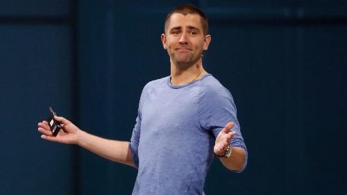 Mark Zuckerberg's first lieutenant Chris Cox is leaving Facebook
