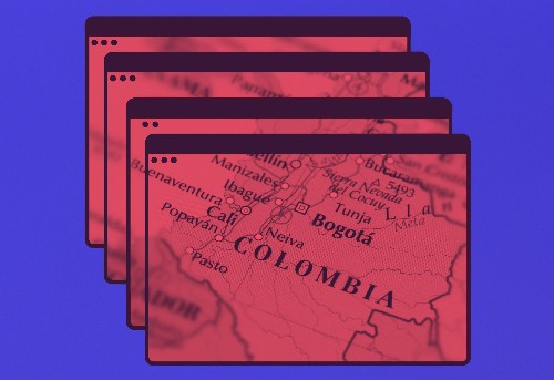 Colombia was brought online by a young internet pioneer