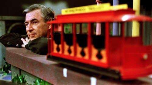 """Chilling Cold War episodes of """"Mr. Rogers"""" have emerged, as if to warn Donald Trump against an arms race"""