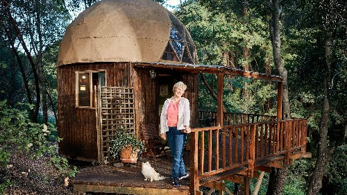 The most popular Airbnb in the world is a California mushroom dome