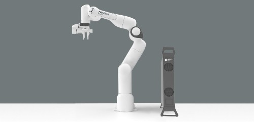 The $10,500 Franka Emika robot arm can build its coworkers
