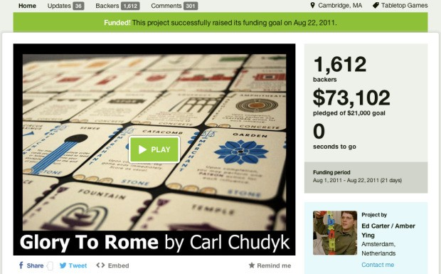 This man lost his house because his Kickstarter was too successful