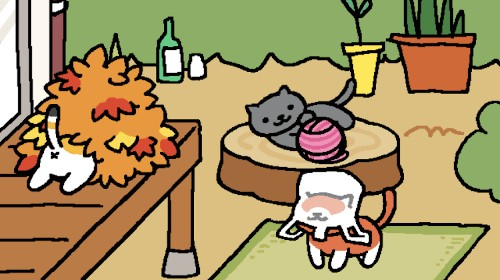 This blissfully addictive Japanese cat game will help you understand your cats in real life