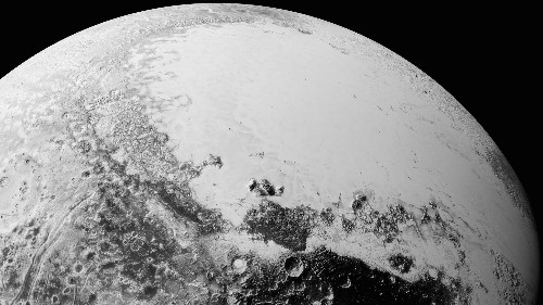 These are the the most crystal-clear images of Pluto yet
