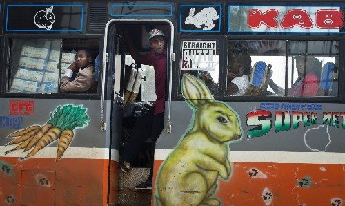 How Nairobi's loud, unruly matatu buses helped shape a nation