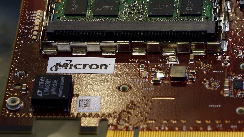 From potato farming to a $23 billion Chinese takeover target: Micron Technology and the history of tech in America