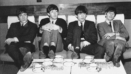 Nike owes its success to a Beatles song written in India