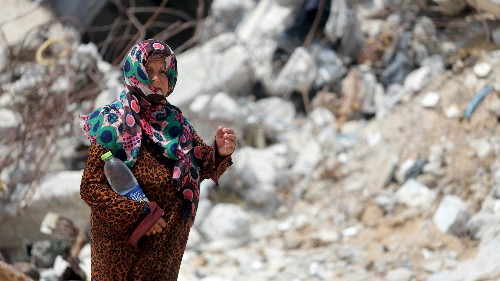 The UN has warned war-ravaged Gaza could be unlivable in five years