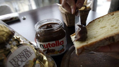 Goodbye to Michele Ferrero, the man who gave us Nutella