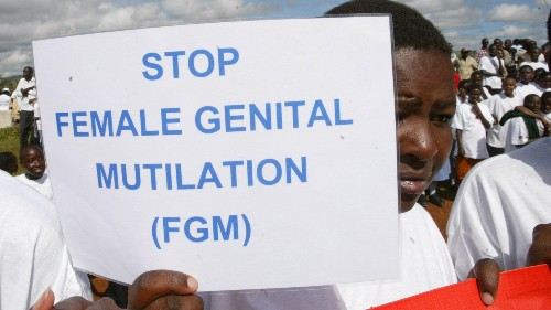 US judge: The ban on female genital mutilation is unconstitutional