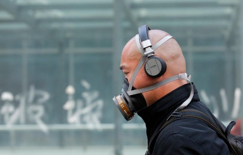 Pollution in northern China has shaved residents' life expectancy by an average of 5.5 years