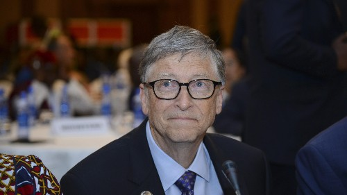 Bill Gates thinks the microbiome will help solve malnutrition