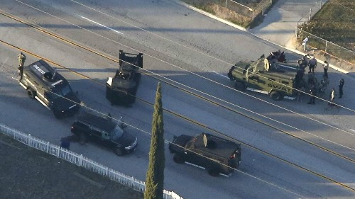 What we know about the San Bernardino shooters so far