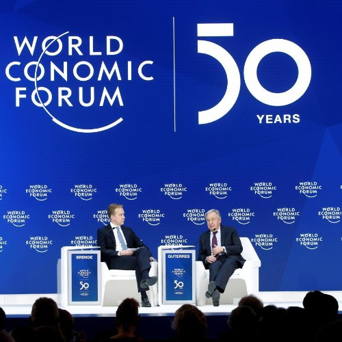 2020 World Economic Forum in Davos has clear winner: stakeholders