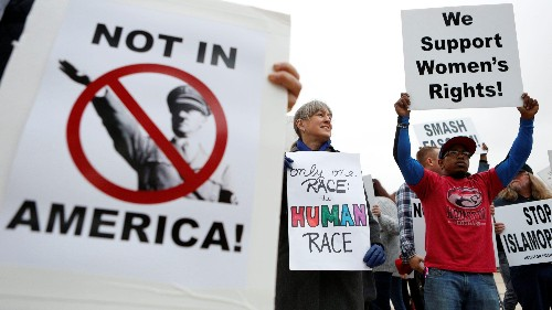 A Brown professor explains how Americans' faith in civilized debate is fueling white supremacy