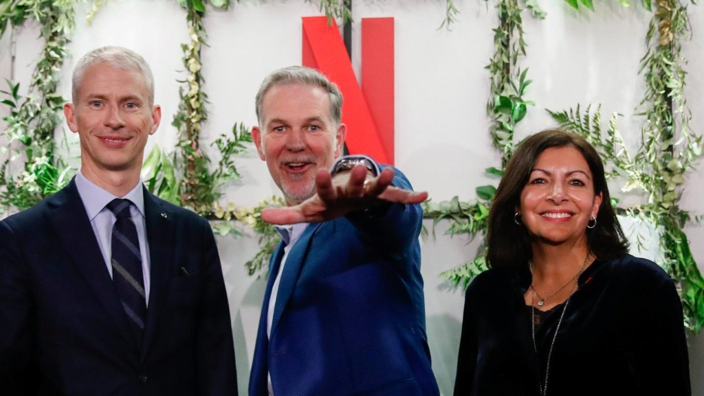 Why France is so important to Netflix's growth