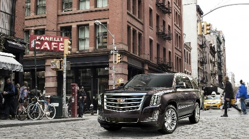 For $1,500 a month, Cadillac is offering a luxury-car subscription service