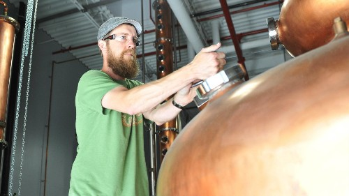 Breweries are cranking out distilled spirits like it's going out of style—and it isn't