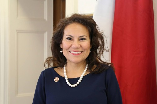 Rep. Veronica Escobar knows the value of listening to others