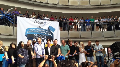 Zappos is going holacratic: no job titles, no managers, no hierarchy