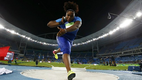 We live in a world where female Olympic athletes can win gold but still face body image issues
