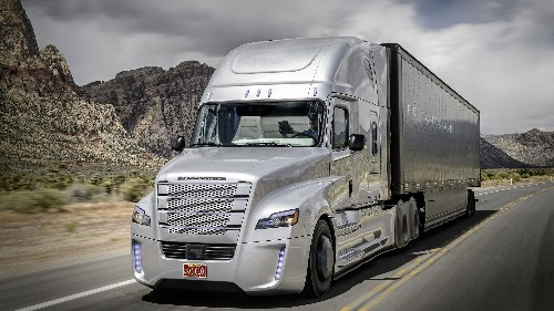 How long before trucking jobs are all automated?