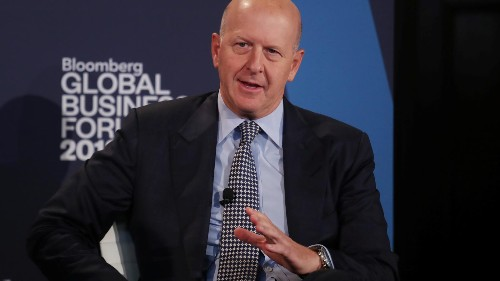 Goldman's CEO offered the people of Malaysia an apology, but not a refund