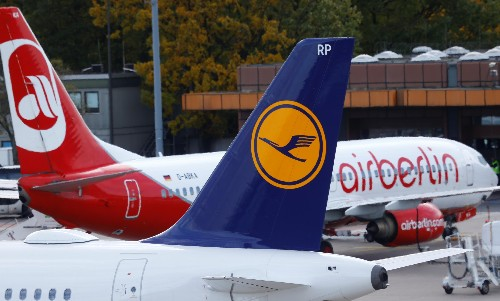 European airlines are beginning the long process of consolidation