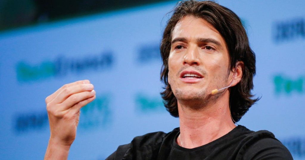 A new book on WeWork reveals the confidence skill we really need
