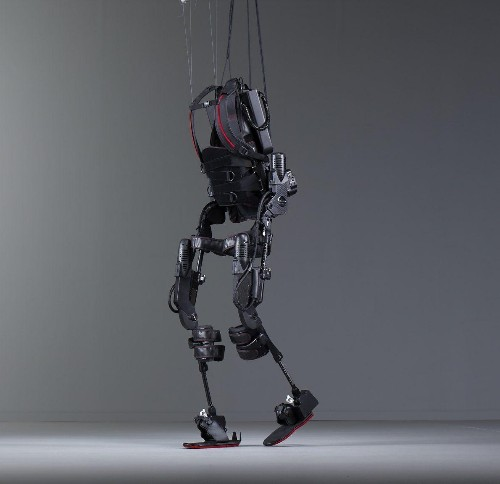 Robot exoskeletons are finally here, and they're nothing like the suits from Iron Man
