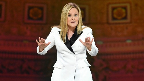 Samantha Bee's apology for calling Ivanka Trump the c-word is perfect