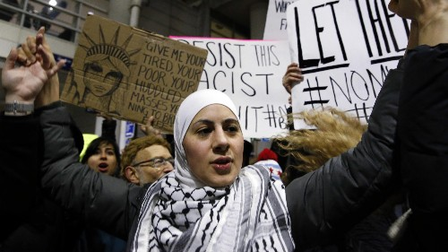 Trump's immigration order will also bar dual-citizens