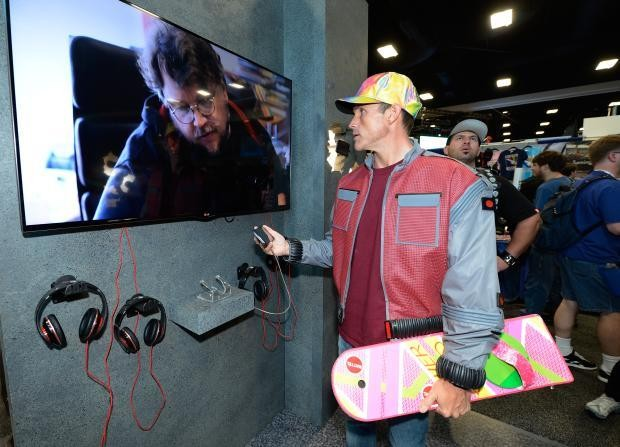 What 'Back to the Future II' got right about tech in 2015