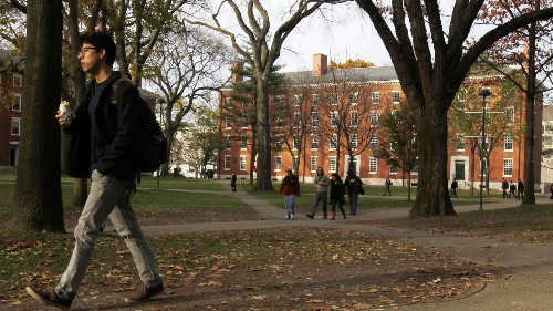 The most commonly awarded grade at Harvard is an A