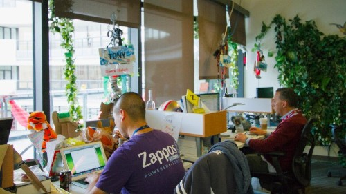 Why isn't Holacracy working at Zappos?