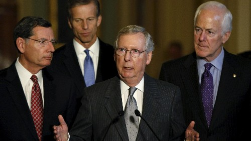 The US Senate just voted to block gun control, defund Planned Parenthood, and gut Obamacare