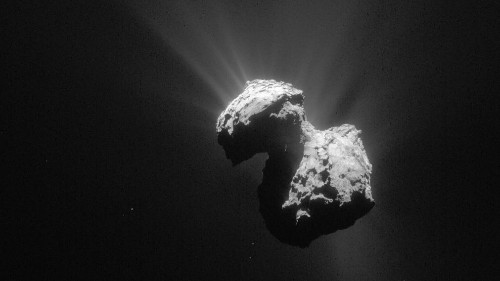 Philae has found the building blocks of life on a comet. Is this how life on Earth began?